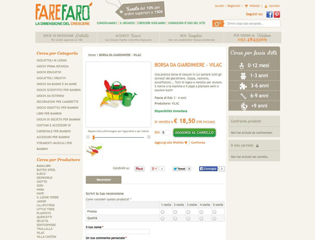 Fare Faro'