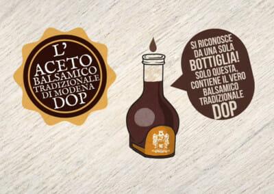 Acetaia Pedroni – infografica animata