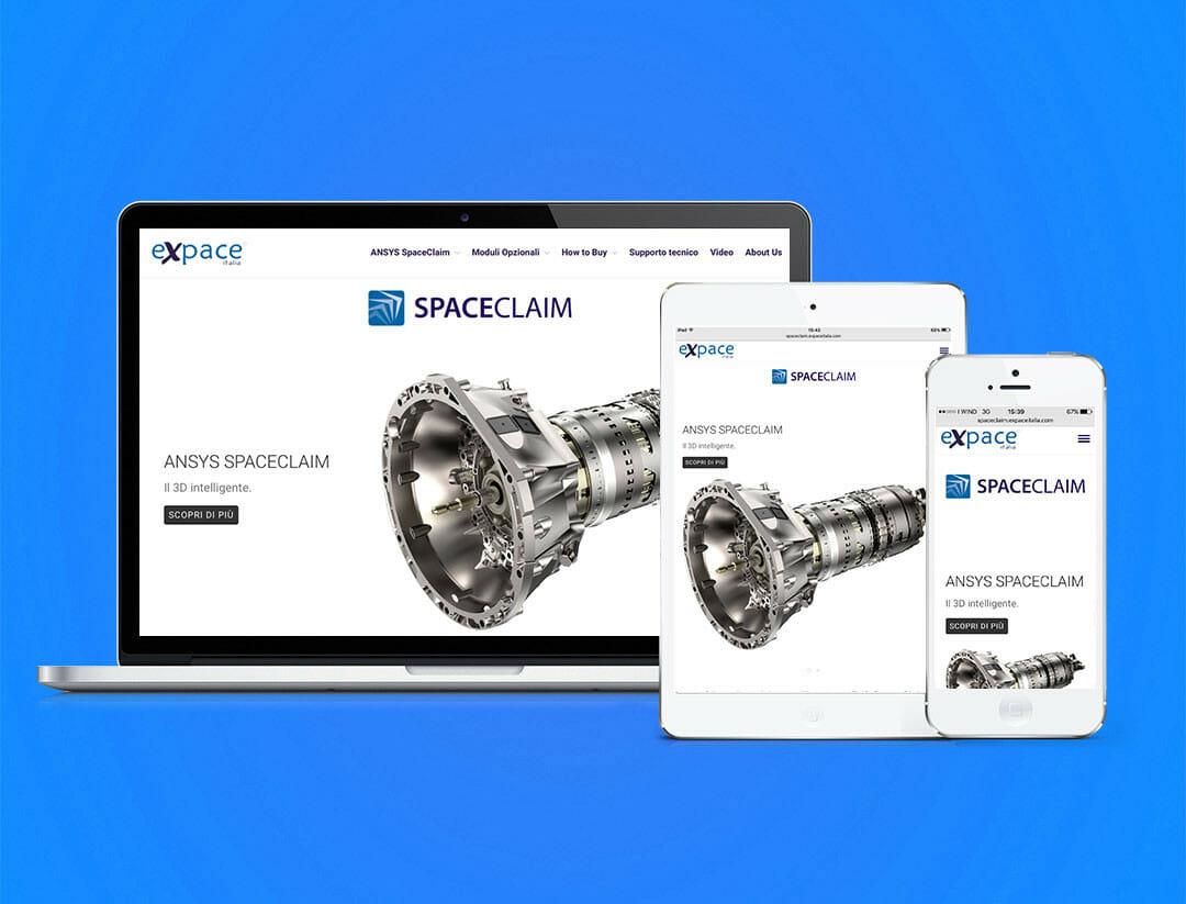 SpaceClaim – Expace Italia