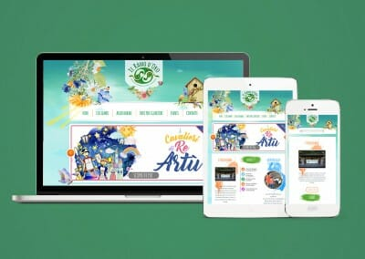 Asilo il Ramo D'Oro – sito web