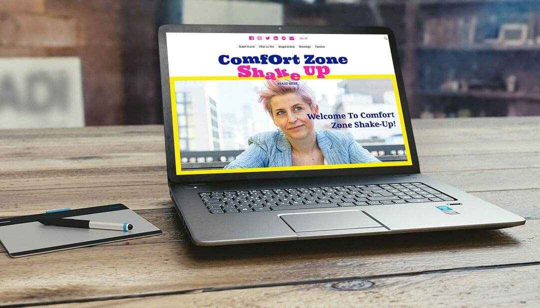 Comfortzone Shake Up