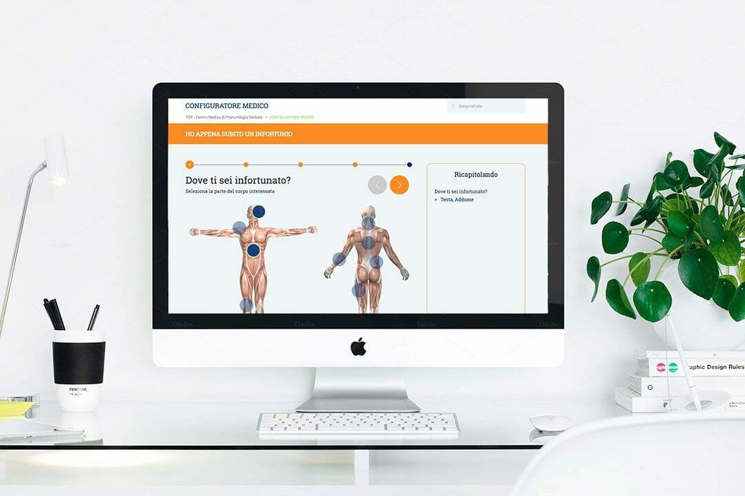 Configuratore – Centro Medico TOP