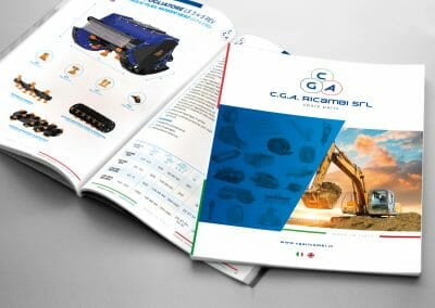 Catalogo 2019 – CGA Ricambi