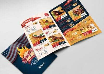 Nuovo menu – Grease