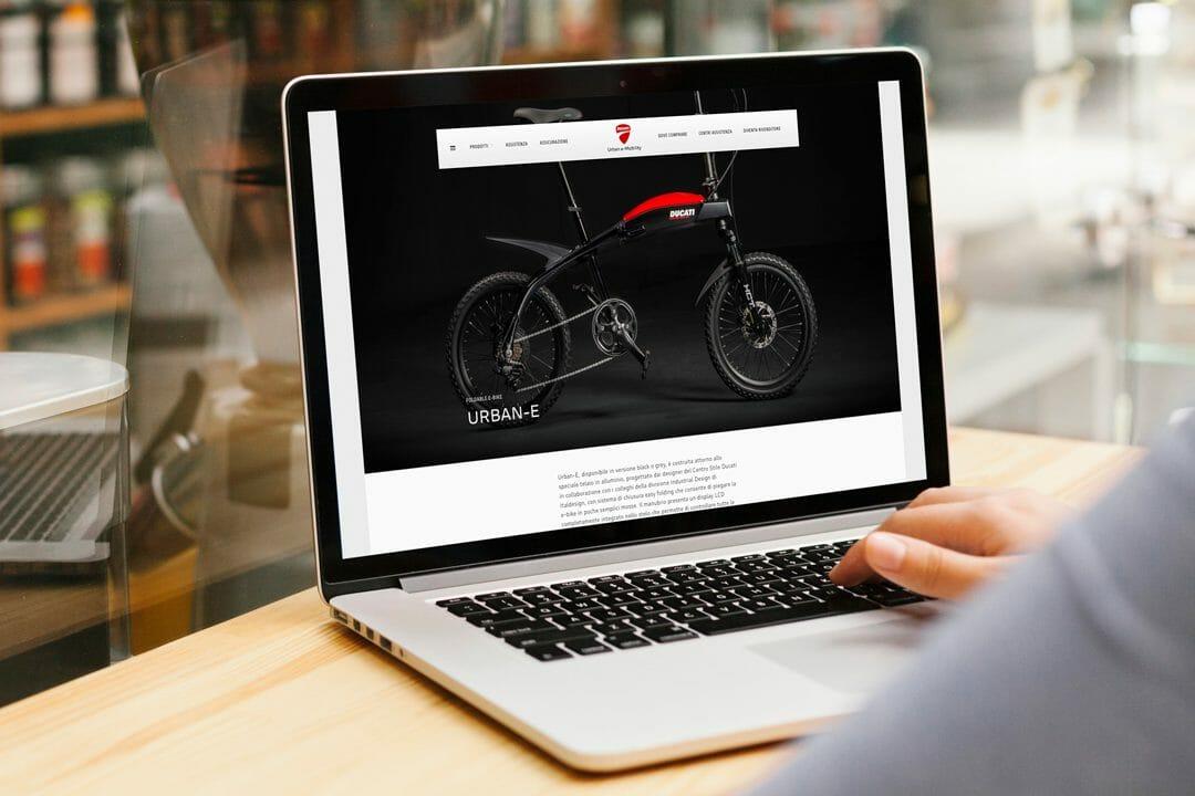 Ducati Urban E-Mobility
