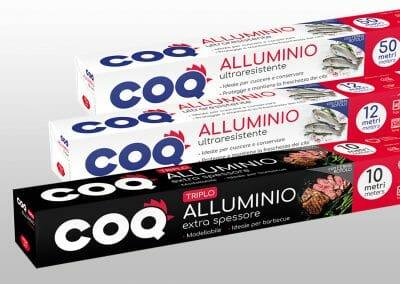 COQ – Alluminio